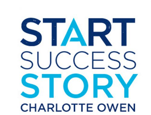 START Success Story: Charlotte Owen