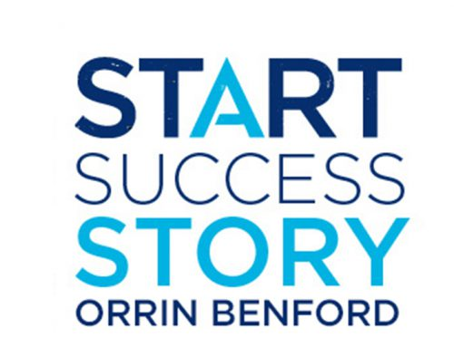 START Success Story: Orrin Benford