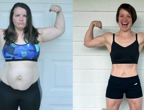START Transformation: Lydia Hunt