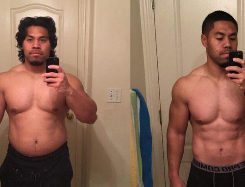 START Transformation: Ernest Quiocho