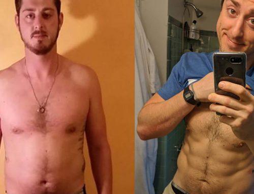 START Transformation: Ray Cataline
