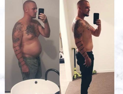 START Transformation: Robbie Chambers