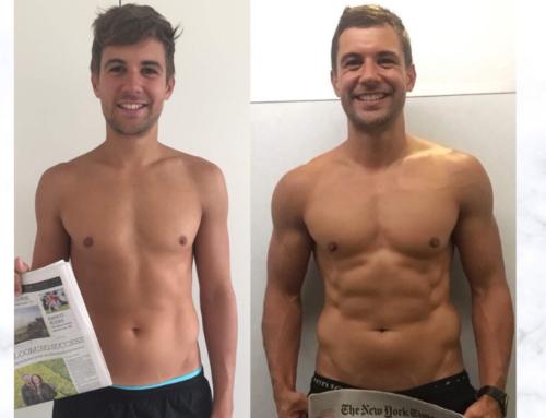 START Transformation: Matt Dockers