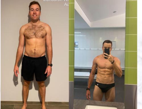 START Transformation: Joel Reynolds