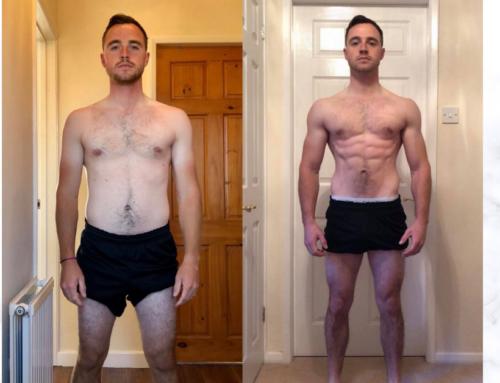 START Transformation: Matt Spencer