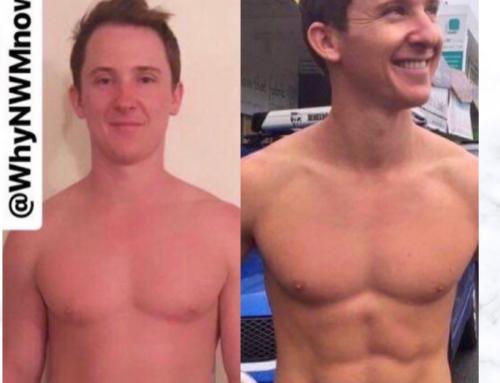 START Transformation: Rhys Drake